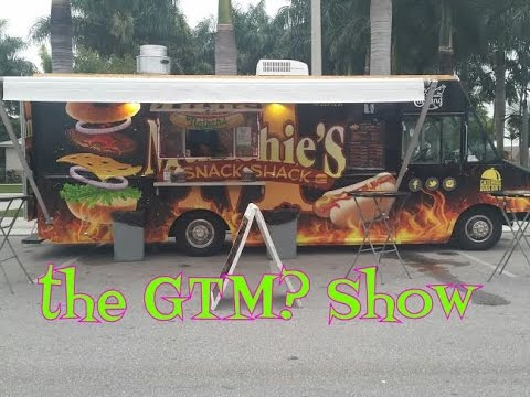 The GTM? Show - Munchies Truck Stop Burger