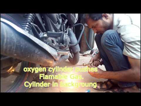Oxy-fuel welding