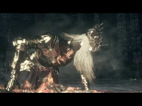 DARK SOULS III (PS4) - The Twin Princes, Lothric and Lorian with Sirris Summon - NG+