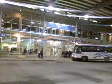WINSTON- BUS STATION!