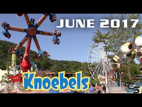 Knoebels June 2017 Park Footage