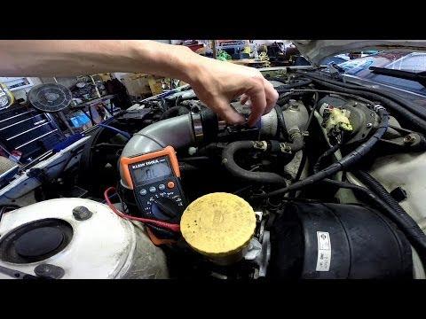 300zx Throttle Position Sensor Repair