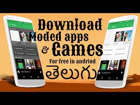 Download MOD Apps for Android free in Telugu (Google).......