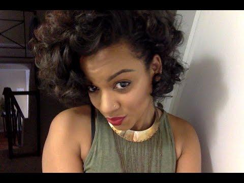 How To: Marilyn Monroe Curls! x GRWM ♥