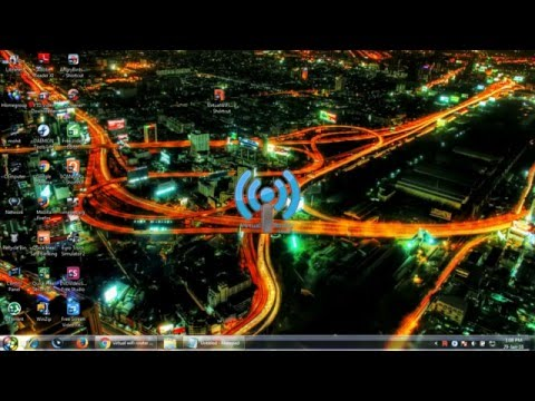 HOW TO MAKE PC LAPTOP WI FI HOTSPOT IN BROADBAND CONNECTION.