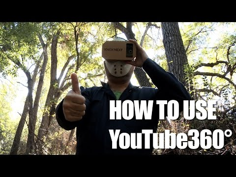How To Watch YouTube 360 VR on Google Cardboard