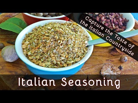 How to Make an Italian Seasoning Recipe in Just Minutes (Slideshow)