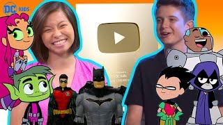 We Made It To One Million Subscribers! | DC Kids