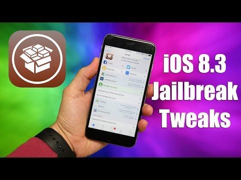 All Compatible iOS 8.4 Jailbreak Tweaks List - Jailbreak Status Update