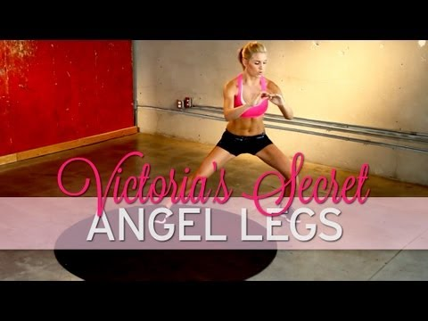 How to Get Legs Like a Victoria's Secret Angel Model