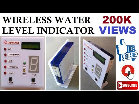 Water Level Indicator Electronic Circuits Field Effect