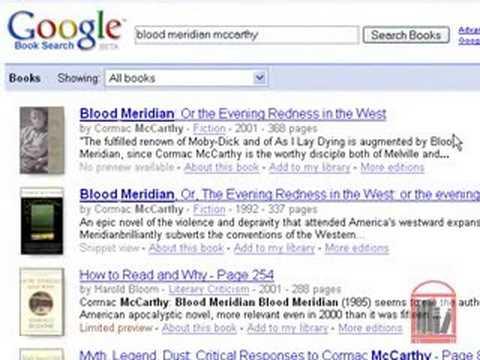 Formatted Citations via Google Books