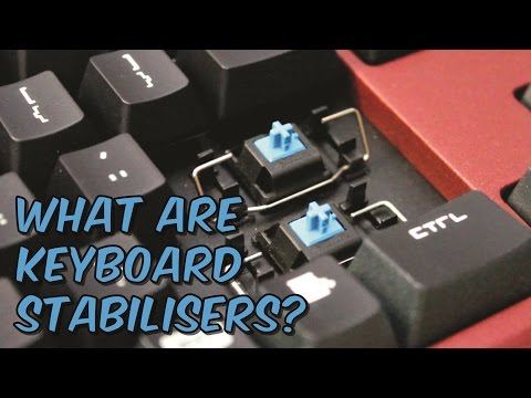 Mechanical Keyboard Stabilizers Overview