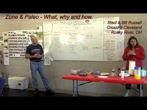 Bill & Staci's Paleo Kitchen - Zone & Paleo - What, Why & How Workshop