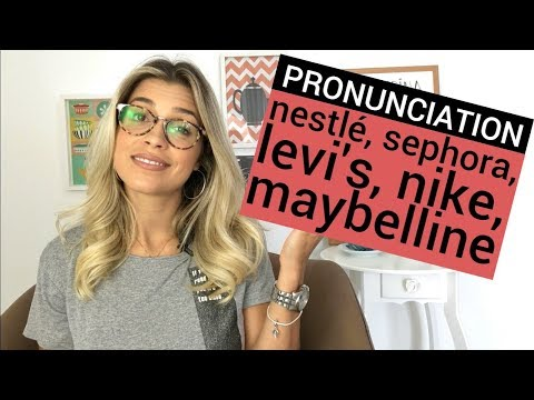 5 Brands You're Mispronouncing in English | Pronunciation | Eng