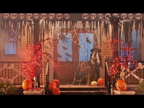 2017 Halloween Front Porch Ideas -  Part 2