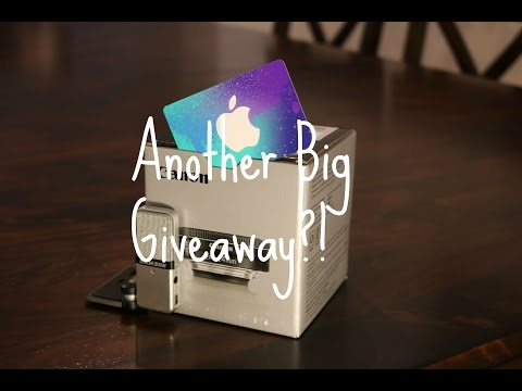 ANOTHER BIG GIVEAWAY!
