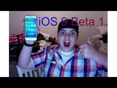 HOW TO INSTALL iOS 9 BETA 1  -  Without UDID