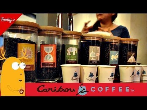 Caribou Coffee - Jl. Senopati (JKT)