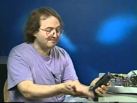 Magic Cap Cellphone Demo August 1995