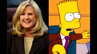 Nancy Cartwright's Favorite Bart Simpson Line   Late Night with Conan O'Brien