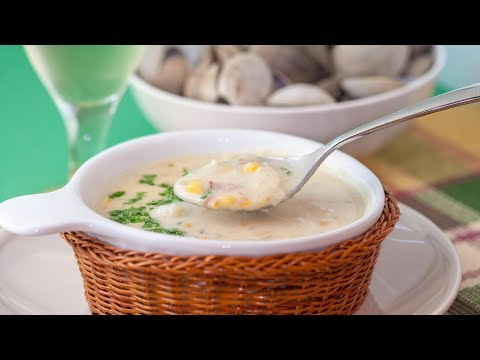 Best New England Clam Chowder