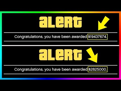 Rockstar Giving Out MILLIONS Of Dollars Of FREE Money To Players In GTA Online - INSANE Cash Bonus!