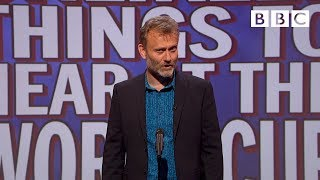 Unlikely things to hear at the World Cup | Mock the Week - BBC