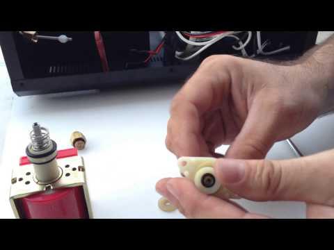 How to Fix clogged Fog Machine Pump Rebuild Chauvet American DJ ADJ