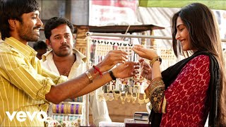 A.R. Rahman - Tum Tak Lyric | Raanjhanaa | Dhanush, Sonam