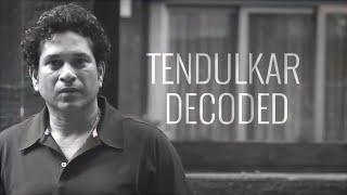 Tendulkar Decoded   Show Promo