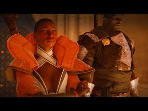Dragon Age Inquisition: Walkthrough(Hard) Part 139 - Bring Me the Heart of Snow White(Vivienne)