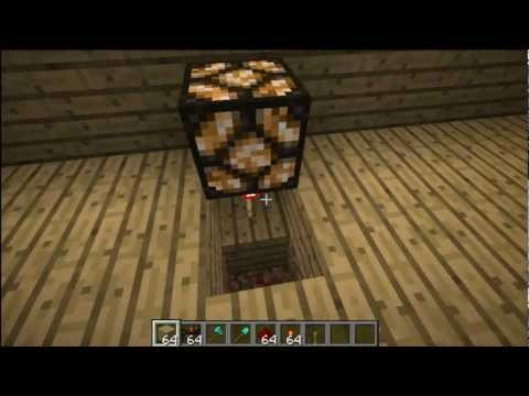 How to Light up a Room With Redstone Lamps! (Redstone Wiring Tutorial)