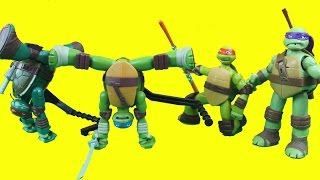 Teenage Mutant Ninja Turtles Ninja Action Turtles & Power Sound FX Donetello