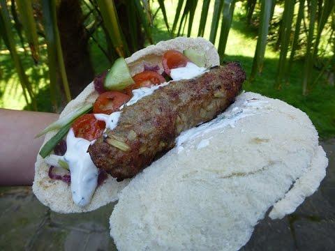 Lamb Kebab after repairing the Tandoor