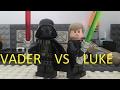 darth vader vs luke skywalker (rebel base, LosečekTV)
