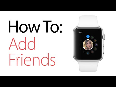 How to Add Your Favorite Contacts as Friends on the Apple Watch