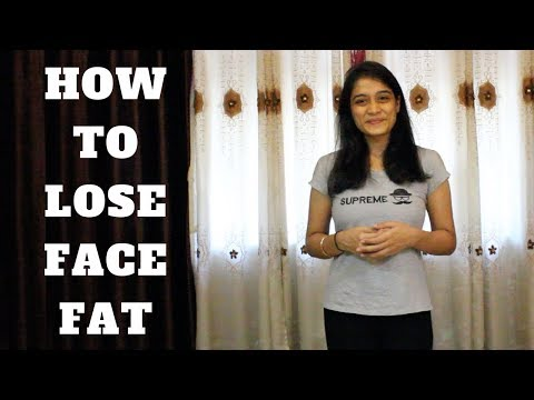How To Lose Face Fat At Home | 5 Simple Exercises | WORKitOUT