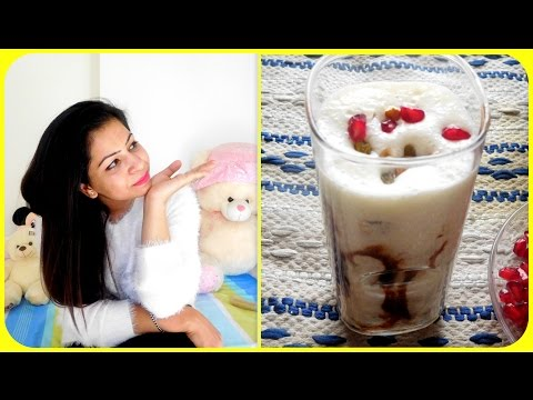Weight Loss Healthy & Super Smoothie Recipe | How To Make Healthy Smoothie Recipe at Home