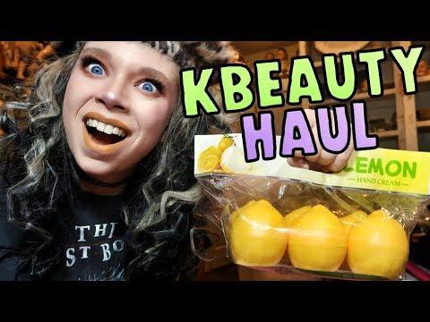 K-Beauty/J-Beauty Haul - Clothing, Stationary, Planners, BEAUTY!
