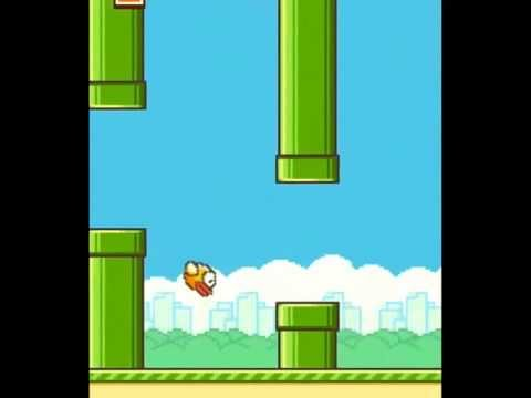 Flappy Bird Demonstration Play  ( Download )