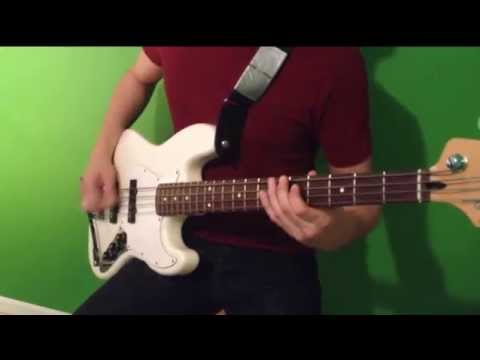 Fall Out Boy Novocaine Bass Cover