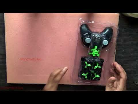 SMRc Drone | Mini Quadcopter | Unboxing.