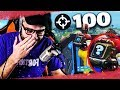 LE SECRET DES 100 KILLS AVEC LE NEW SAC A DOS FORTNITE