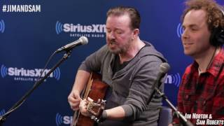 "Ricky Gervais Performs as David Brent: ""Slough"" - Jim Norton & Sam Roberts"