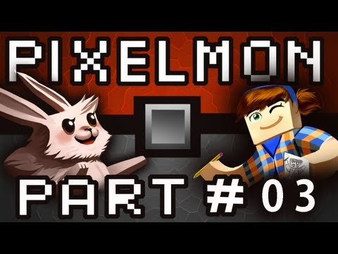 Pixelmon! s01e03 Missy POV:  Makin' Pokeballs!