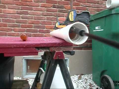 HVAC : Demonstrating Inside PVC Pipe Cutter