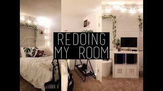 REDOING MY ROOM 2019 | complete makeover
