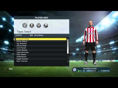 How to create your own club in FIFA 14-15-16 (PS4)