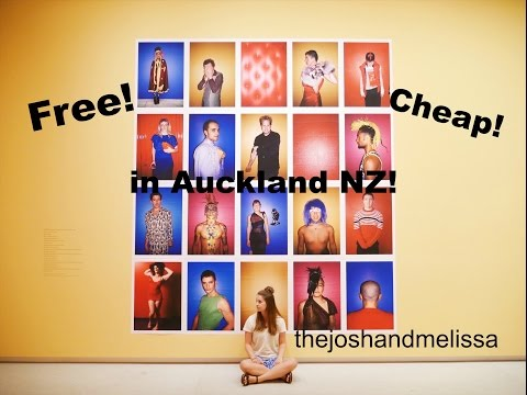 5 FREE or CHEAP things to do in AUCKLAND NEW ZEALAND!